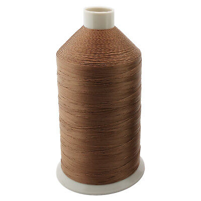 Toast Bonded Nylon Upholstery Thread Size 138, Tex 135, 16 Oz. 3000 Yards