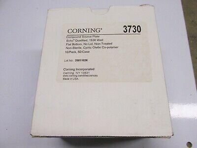 Corning Compound Source Echo 1536 Well Microplates 3730