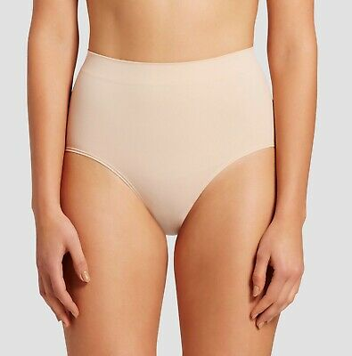 NWT Spanx Assets Women/'s Shaping Micro Girl Short Sz M Bronze MSRP $22