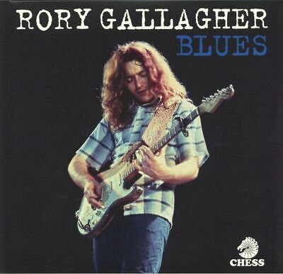 GALLAGHER, Rory - Blues - Vinyl (trifold 2xLP + booklet)