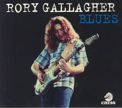 GALLAGHER, Rory - Blues - CD