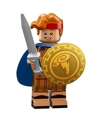 LEGO Disney Series 2 Collectible MiniFigure - Hercules (Sealed Pack) 71024
