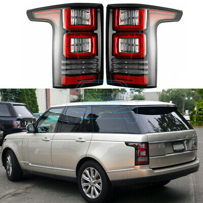 1Pair Left Right Rear Tail Lights Assembly Fit For 2013-2017 LR Range Rover L405