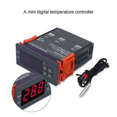 12V//24V//110V//220V STC-1000 Digital Temperature Controller Thermostat w//NTC E2C5A