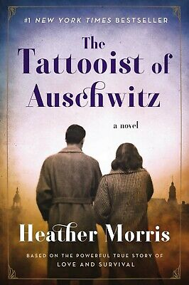 The Tattooist of Auschwitz by Heather Morris (2018,eBooks)