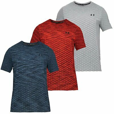 3eafc0cf9b Under Armour Vanish Seamless Novelty Shirt Herren Fitness T-Shirt  Trainingsshirt
