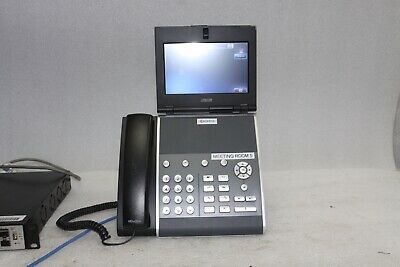 PolyCom Telstra VVX1500 IP Business Media Phone PoE Voice and Video