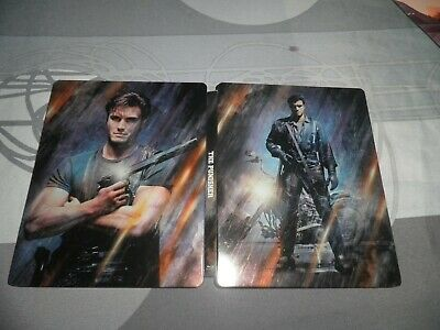 blu ray steelbook  the punisher ( dolph lundgren ) version française