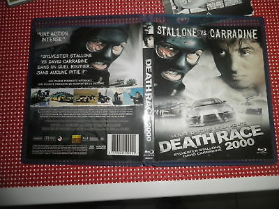 blu ray Death Race 2000 - La Course à la mort de l'an 2000 (stallone carradine )