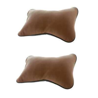 Memory Foam Pillow Head Neck Rest Support Cushion