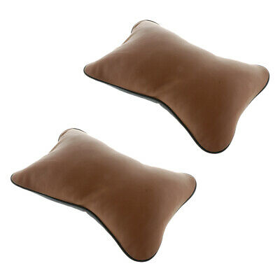 Two Neck Head Fixed Support Bone Rest Cushion Soft Pillow