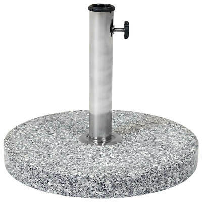 Charles Bentley Round Granite Parasol Base