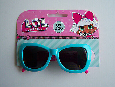 Girls LoL Surprise Sunglasses- Uv-400 Kids Child Character Licensed Sunglasses