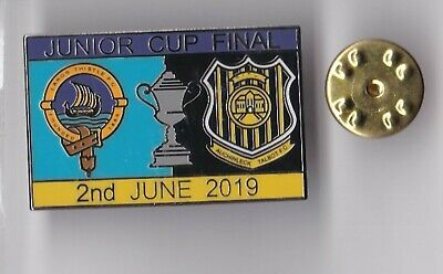 Largs Thistle v Auchinleck Talbot  (Junior Cup Final 2019) - butterfly clip