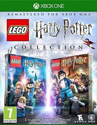 LEGO Harry Potter Collection (Xbox One)  BRAND NEW AND SEALED - QUICK DISPATCH