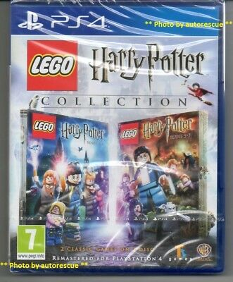 LEGO Harry Potter Collection   'New & Sealed'  *PS4(Four)*