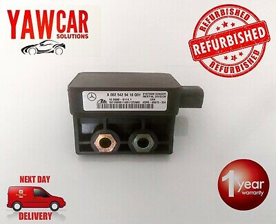 Mercedes Yaw Rate Sensor: 0025429418 / A0025429418 / A1635426340