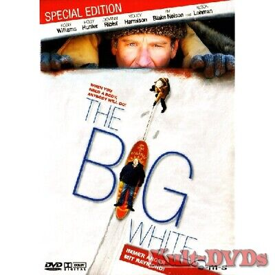 The Big White - Immer Ärger mit Raymond (DVD) Robin Williams *Neu+OVP*