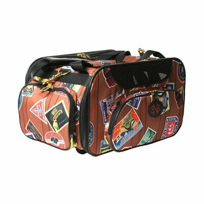1231361-Bark n Bag B2615 Trasportino per Cane o Gatto Jetway Weekender