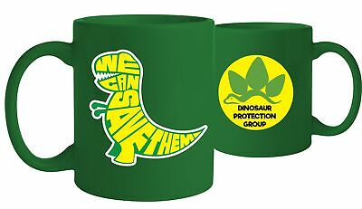 Mug - Jurassic Park - Protection Coffee Cup New cmgg-jp-tsave