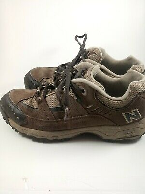 WOMEN'S NEW BALANCE Abzorb 646 Brown HikingTrail Shoes Size