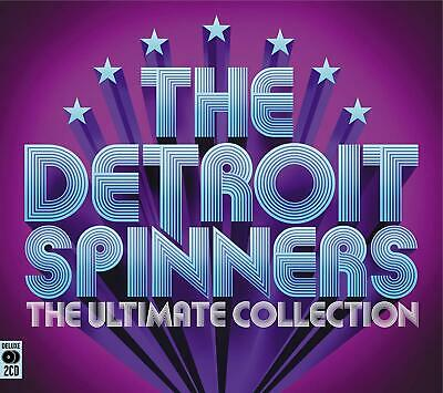 The Detroit Spinners - The Ultimate Collection / The Best Of / Greatest Hits 2CD