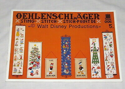 Oehlenschlager Sting Stitch OOE Walt Disney Productions