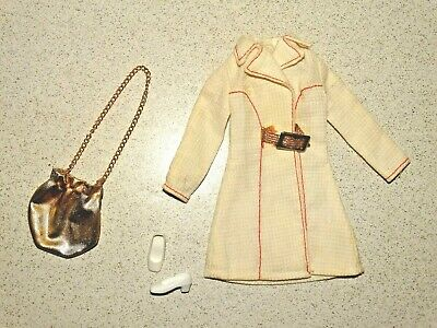 Barbie:  VINTAGE Complete WHITE & WITH IT Outfit!