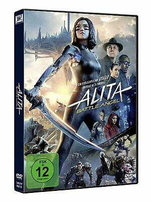 Alita Battle Angel Dvd Deutsch