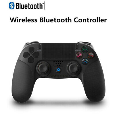 Wireless Bluetooth Controller Dual--shock Joystick Game Remote Console Joypad PS