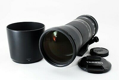 ▲▲ Tamron SP A011 150-600mm F5-6.3 VC Di USD Lens For Canon