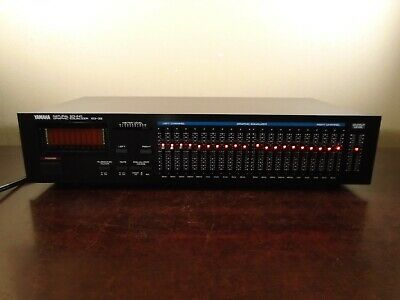 YAMAHA EQ-32 Natural Sound GRAPHIC EQUALIZER