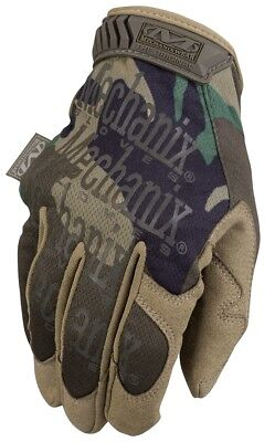 US Mechanix Wear Handschuhe Army woodland camouflage Tactical Line gloves XLarge