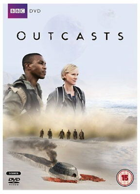 Outcasts [New DVD]