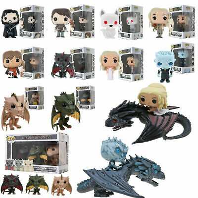 Game of Thrones Full Collectibles Stark/Lannister PVC Figure Keychain In Pop Box