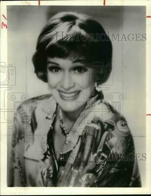1983 Press Photo Actress Eve Arden. - hcp21030