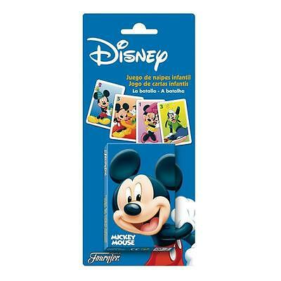 Original Disney Mickey Mouse - Baraja De Cartas Coleccion - Heraclio Fournier