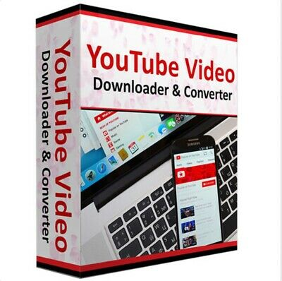 Youtube Downloader Video & File Converter Software App for Windows 10 8 7 XP