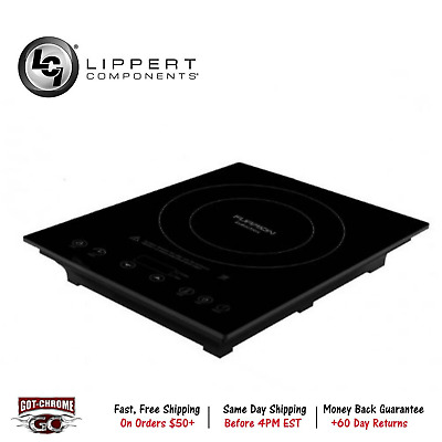 424718 lippert components furrion induction cooktop stove single burner rv  parts