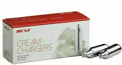 Cream Chargers N2O NOS Nitrous Oxide Gas