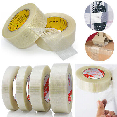 Weave Fiberglass Tape Adhesive Reinforced Filament Heavy Duty Roll Mesh Model
