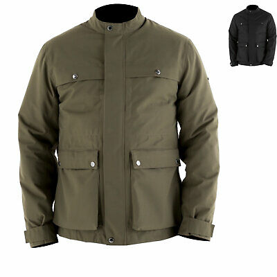 Knox Kenton Jacket Breathable Adjustable Casual Textile Motorcycle