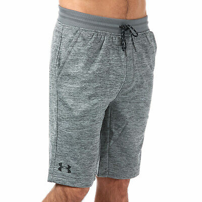 Mens Under Armour Af Fitted Shorts In Grey