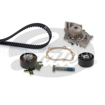 GATES TIMING BELT KIT WATER PUMP FOR FORD MONDEO MK4 2.0 TDCI VOLVO  KP15606XS