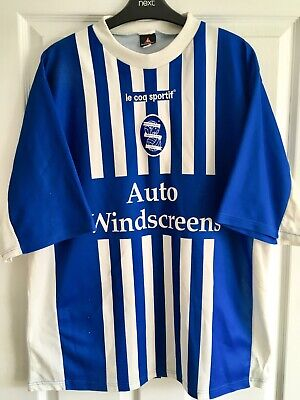 0f6d9db7b9c Birmingham City Football Shirt 1999/00 Home Size Adults Extra Large Vintage