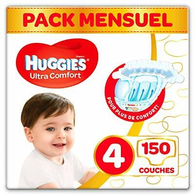 461358bbd97a65 HUGGIES PULL-UPS FILLE Taille 4/Small (8-15 kg), Couche-culotte d ...