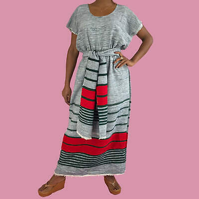 OROMO DRESS  ETHIOPIAN Traditional Oromo Clothes, Handmade