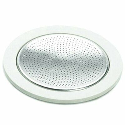 Bialetti Washer and Filter Set To Suit - Moka Dama 1 Cup, Replacement Part