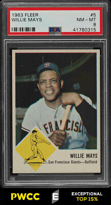 Verzamelingen 1999 Fleer Sports Illustrated Greats of the Game Covers #6C Willie Mays Card Honkbal