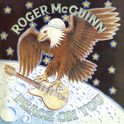 Roger McGuinn - Peace On You [New CD] UK - Import